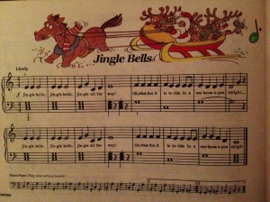"""Jingle Bells"" - the forbidden song"